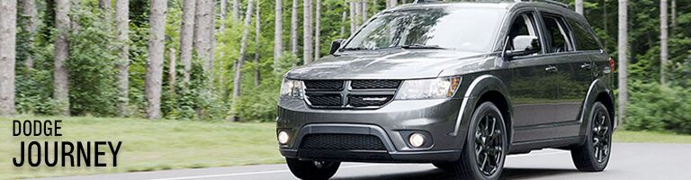 2016 Dodge Journey Parks Motors