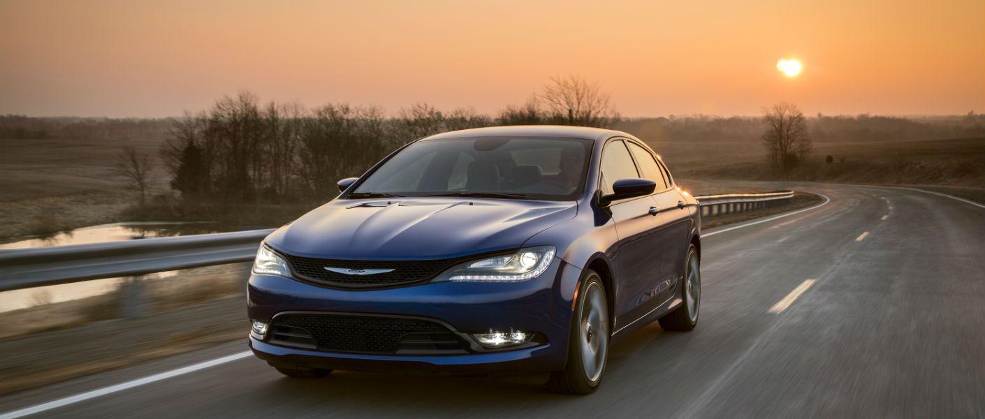 2016 CHrysler 200 Parks Motors Wichita KS