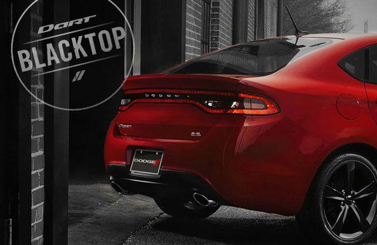 2016 Dodge Dart Blacktop package Parks Motors Wichita, KS