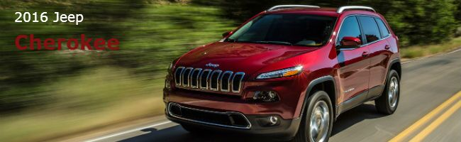 2016 Jeep Cherokee red Parks Motors Wichita, KS