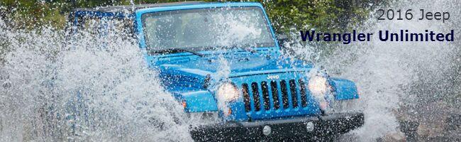 2016 Jeep Wrangler Unlimited Parks Motors KS