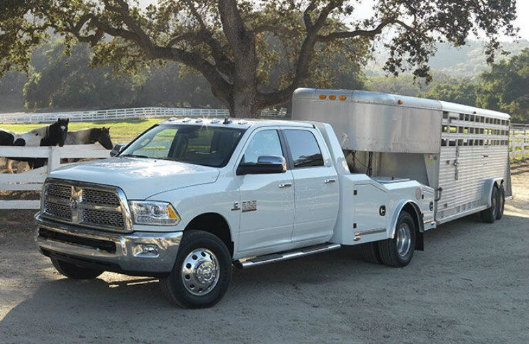 2016 Ram Chassis Cab max payload
