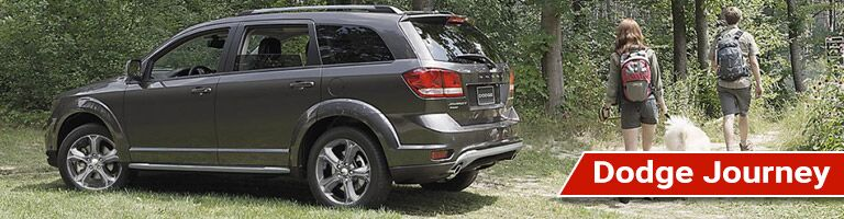 Dodge Journey Camping