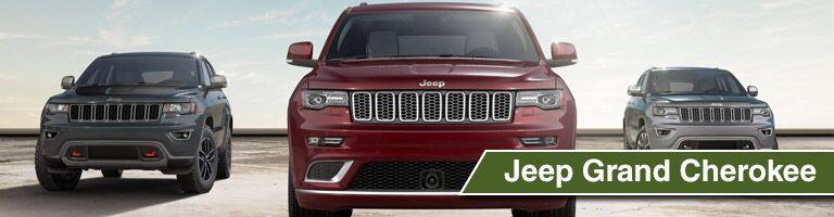 Jeep Grand Cherokee Family
