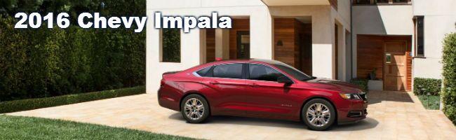 2016 Chevy Impala Parks Chevrolet Wichita KS