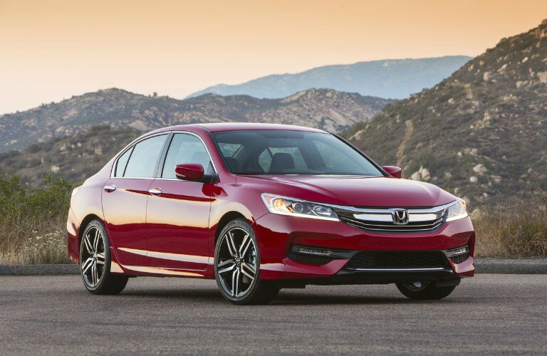 2017 Honda Accord Sport Design
