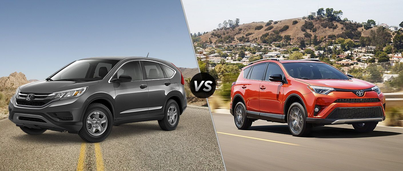 used rav4 vs cr v reliability autos post