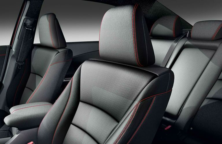 2017 honda accord interior leather seats