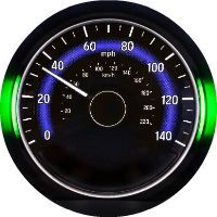 2017 Honda Fit Performance Instrument Cluster