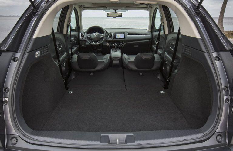 2017 Honda HR-V Cargo Space