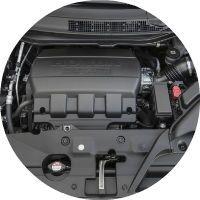 2017 Honda Odyssey Engine