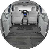 2017 Honda Odyssey Interior Space
