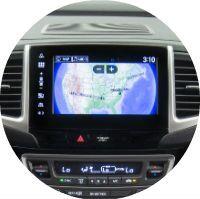 2017 Honda Ridgeline 8-inch audio system