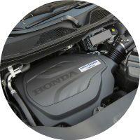 2017 Honda Ridgeline Performance Specs