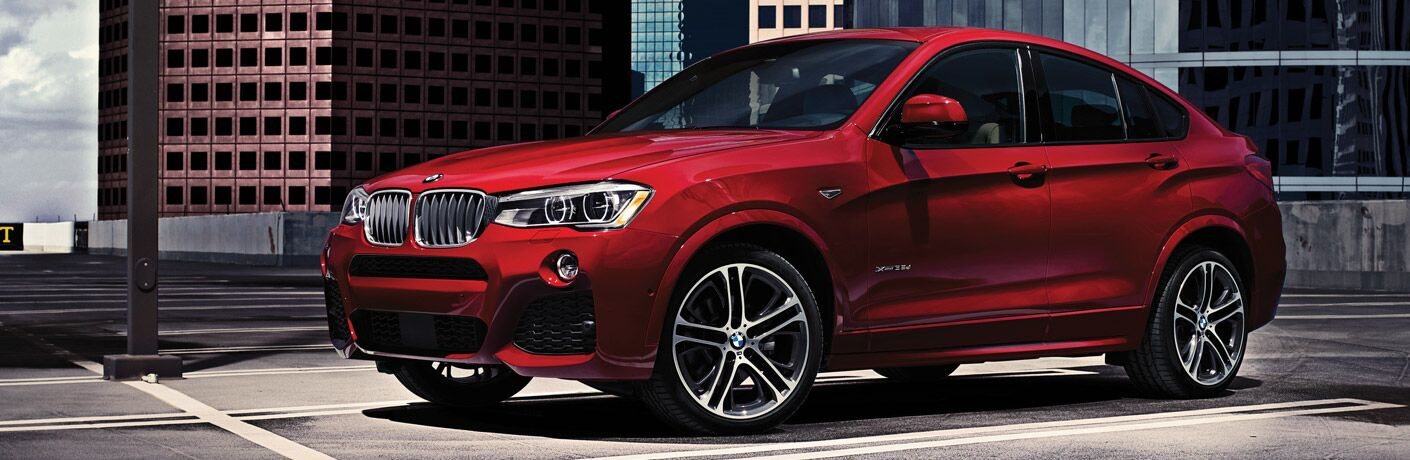 2017 BMW X4 Topeka KS