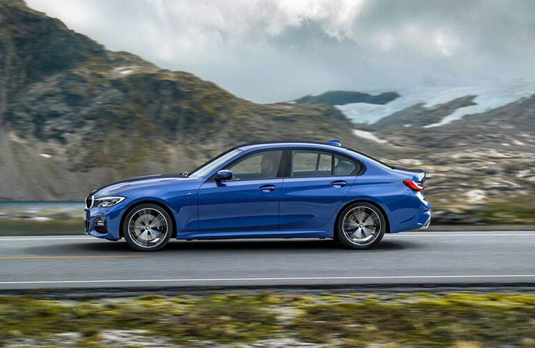 profile of 2020 bmw 3 series