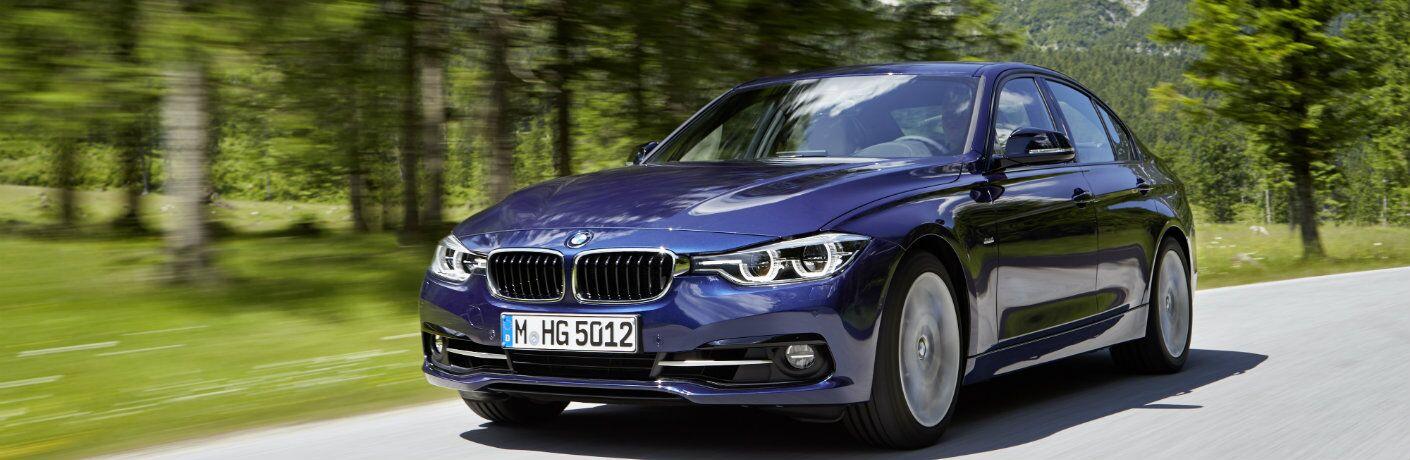 2016 BMW 3 Series Trim Levels
