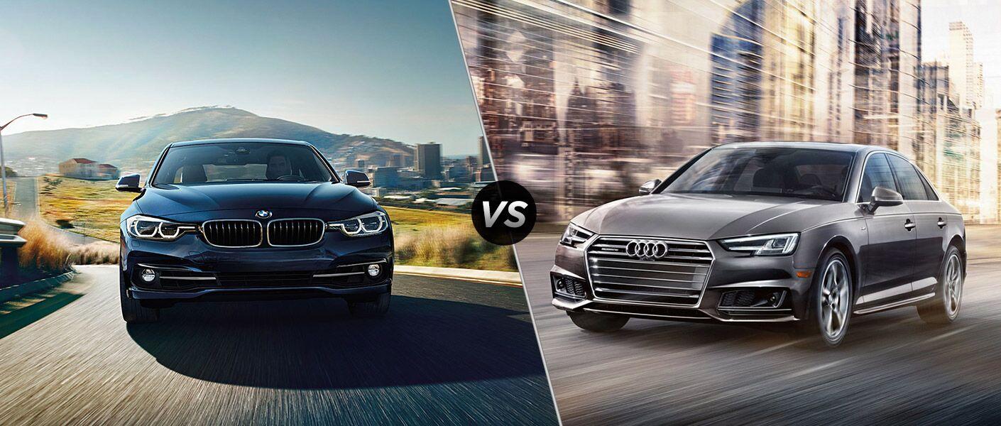 2016 BMW 3 Series vs 2016 Audi A4