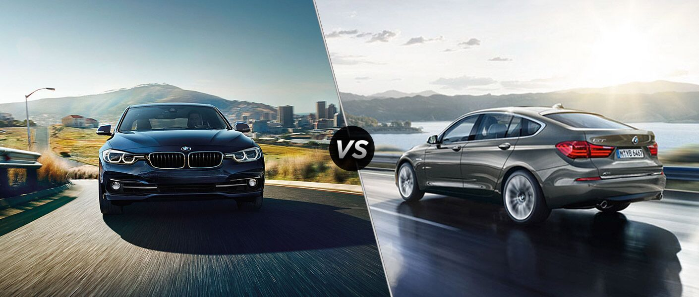 2016 BMW 3 Series vs 5 Series