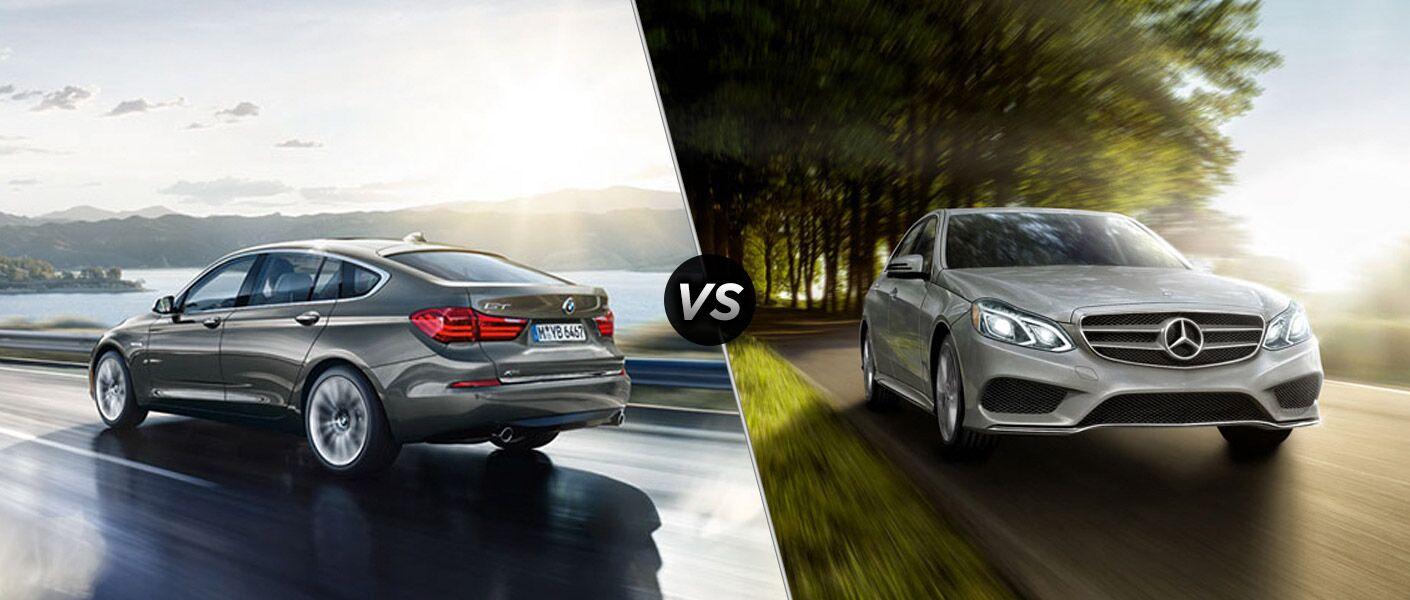 2016 BMW 5 Series vs. 2016 Mercedes-Benz E-Class comparison