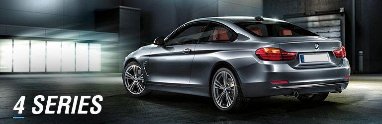 2016 BMW 4 Series model