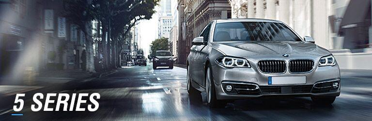 2016 BMW 5 Series model