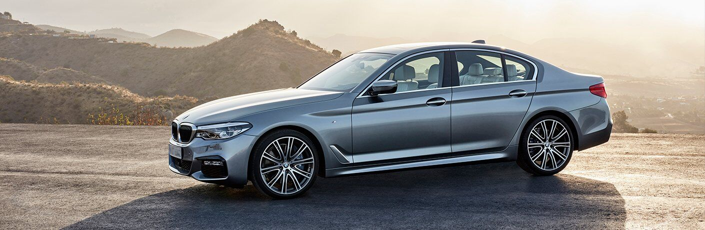 2017 BMW 5 Series Trim Levels