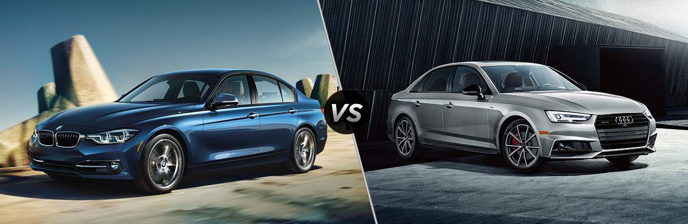 2018 Bmw 3 Series Vs 2018 Audi A4