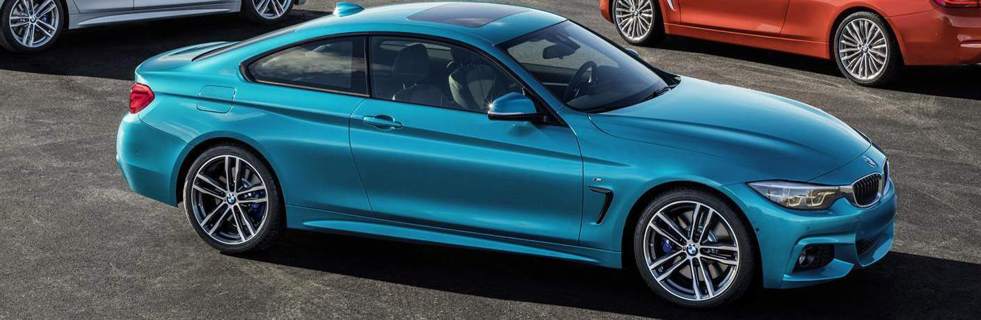 2018 BMW 4 Series Topeka KS
