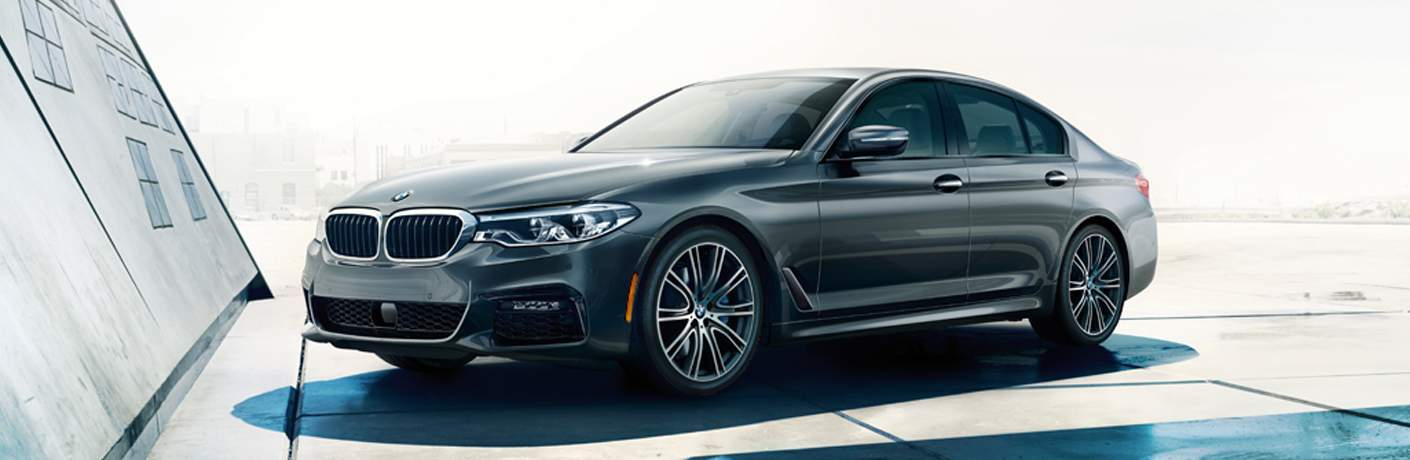 2018 BMW 5 Series Topeka KS