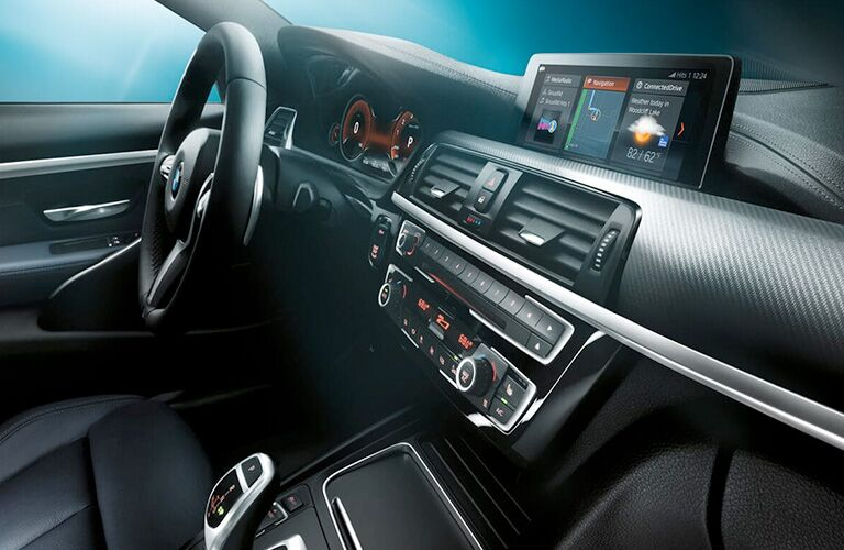 2019 BMW 4 Series Interior Steering Wheel Dashboard
