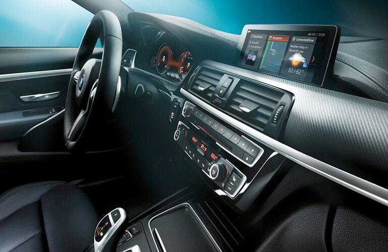 2019 BMW 4 Series Interior Steering Wheel Dashboard