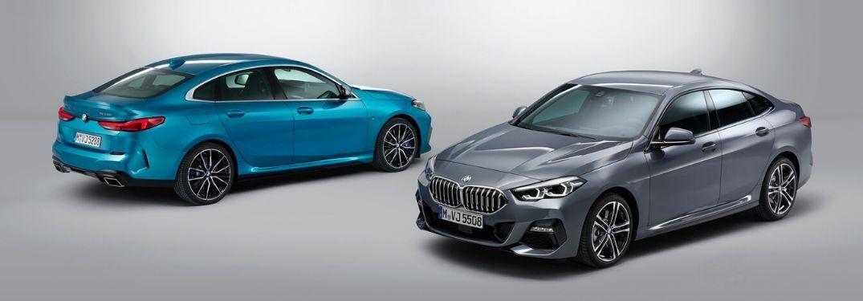 2020 BMW 2 Series Gran Coupe side profile views