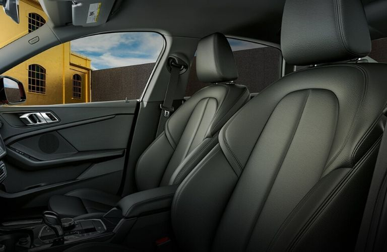 2020 BMW 2 Series Gran Coupe front seats