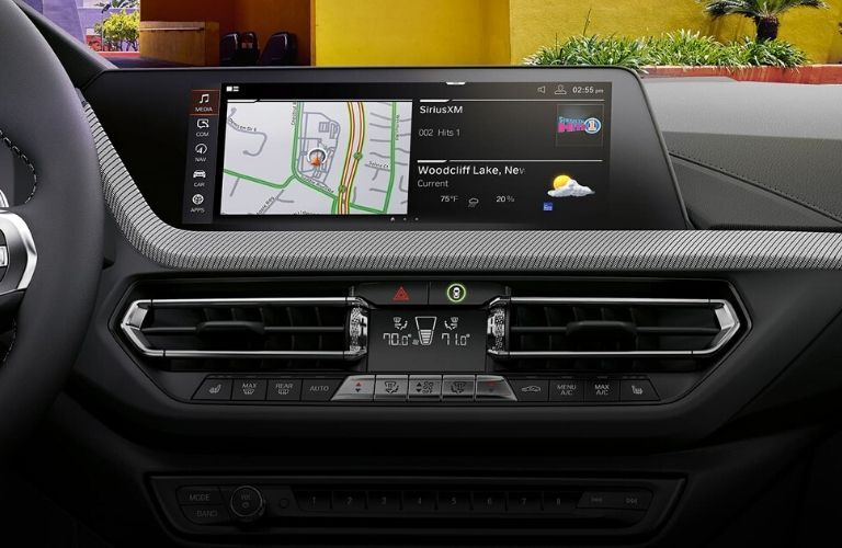 2020 BMW 2 Series Gran Coupe infotainment system