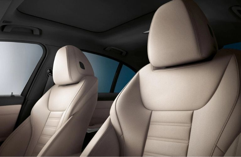 2020 BMW 3 Series Vernascia leather seating