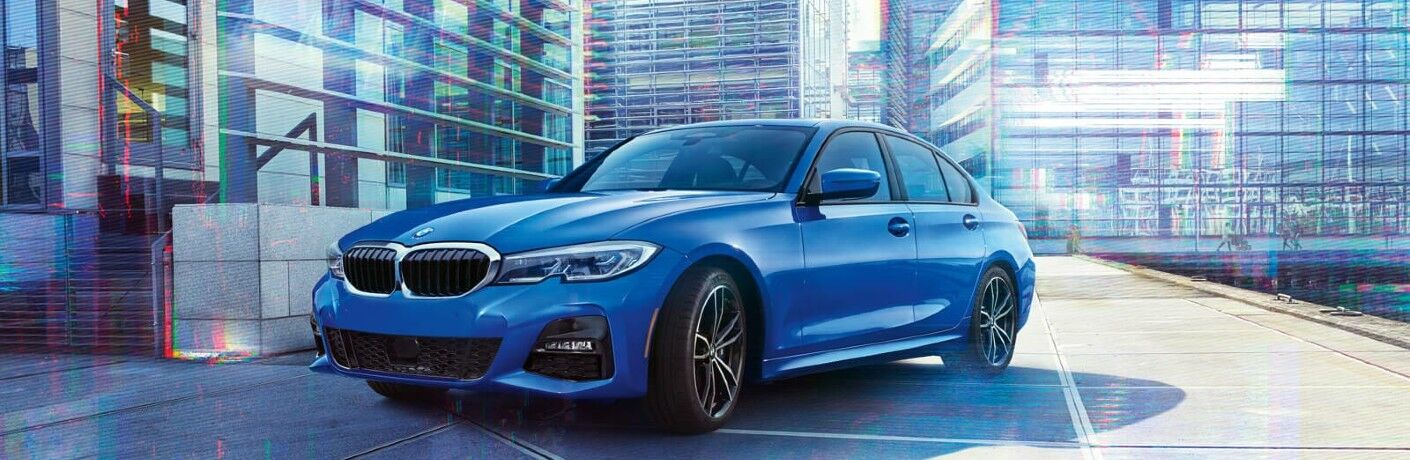 2021 BMW 3 Series exterior styling