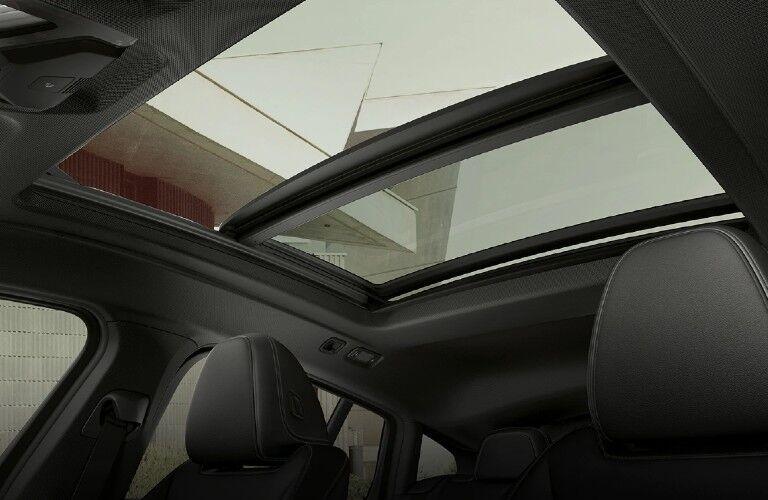 2021 BMW X4 sunroof