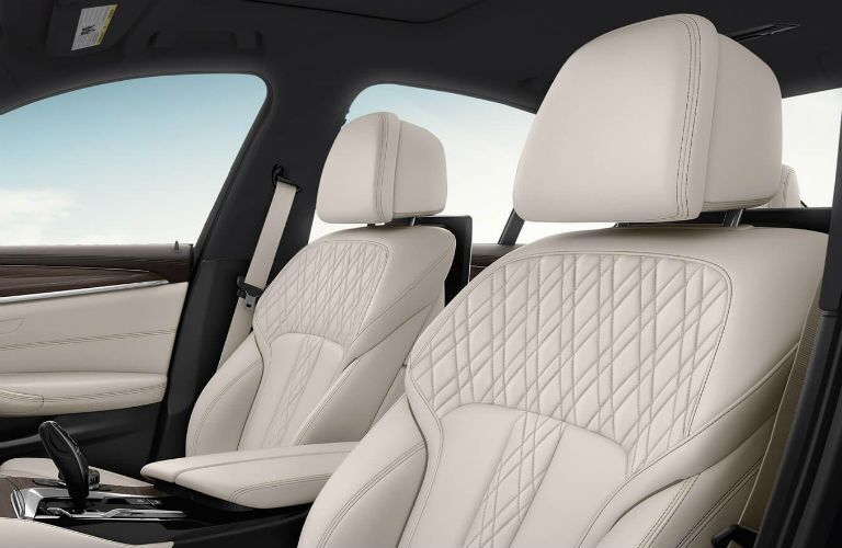 quilted seating in 2020 bmw 5 series