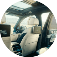 rear seat entertainment system in 2019 bmw x7