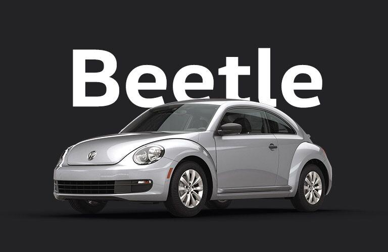Volkswagen Beetle models