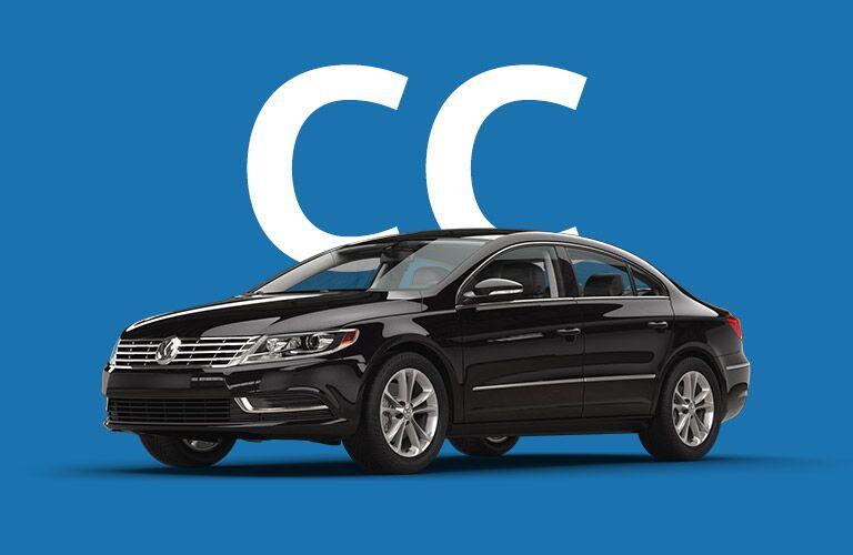 Volkswagen CC models