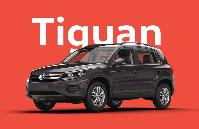 Volkswagen Tiguan models