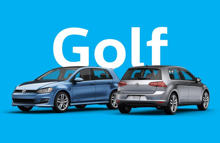Volkswagen Golf models