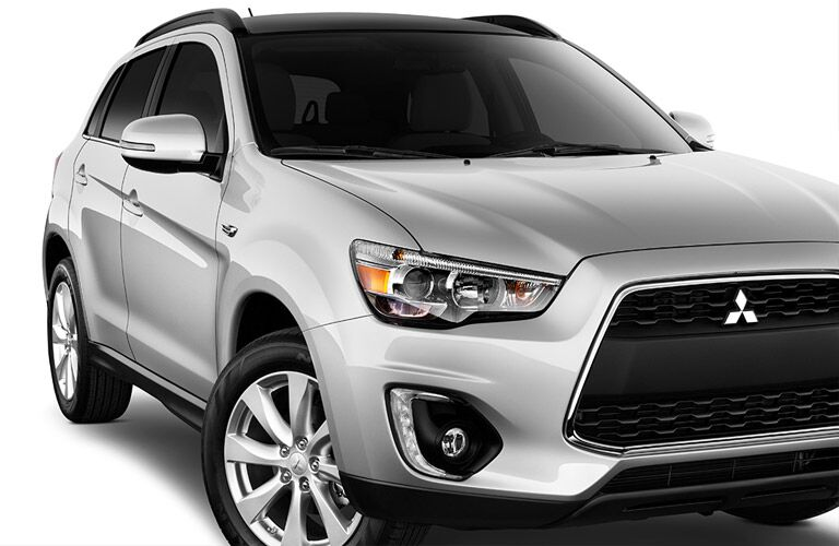 2016 Mitsubishi Outlander Sport Grille in Chicago and Orland Park, IL