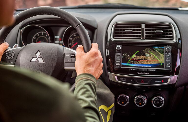 2016 Mitsubishi Outlander Sport SEL vs GT navigation