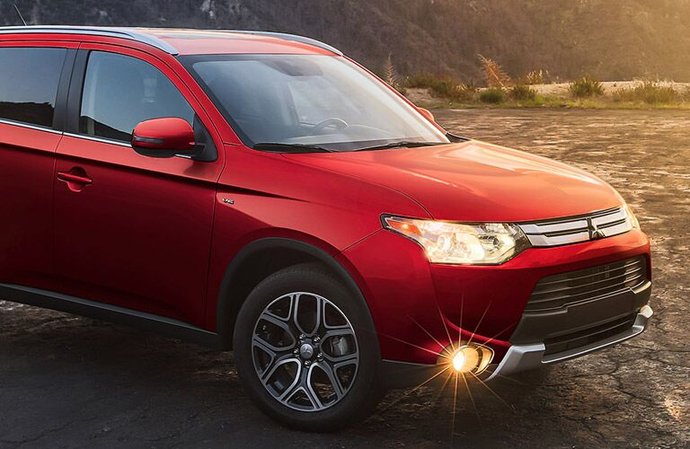 Check out the 2015 Mitsubishi Outlander in Countryside IL at Continental Mitsubishi!
