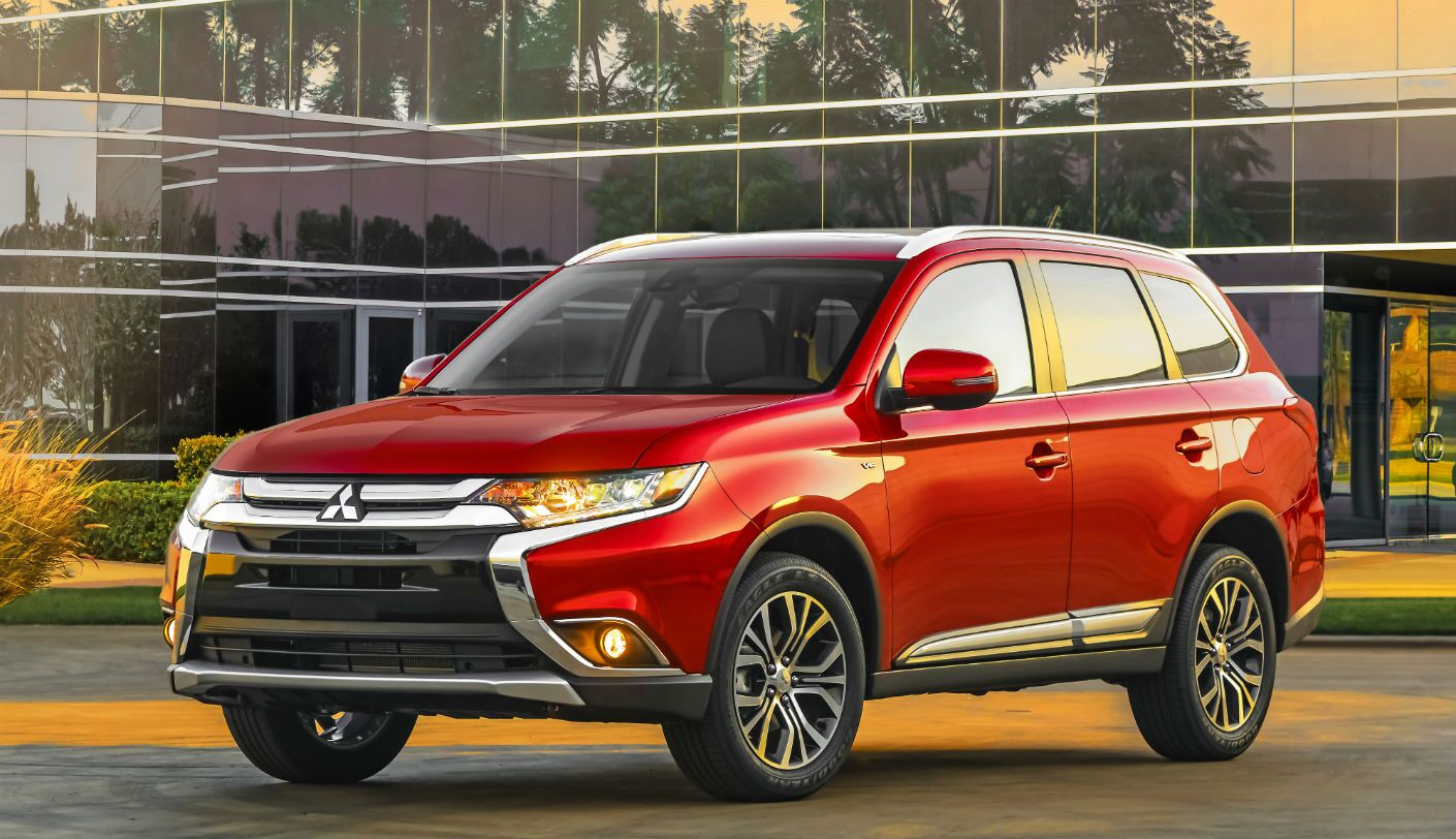2016 Mitsubishi Outlander in Chicago and Orland Park, IL