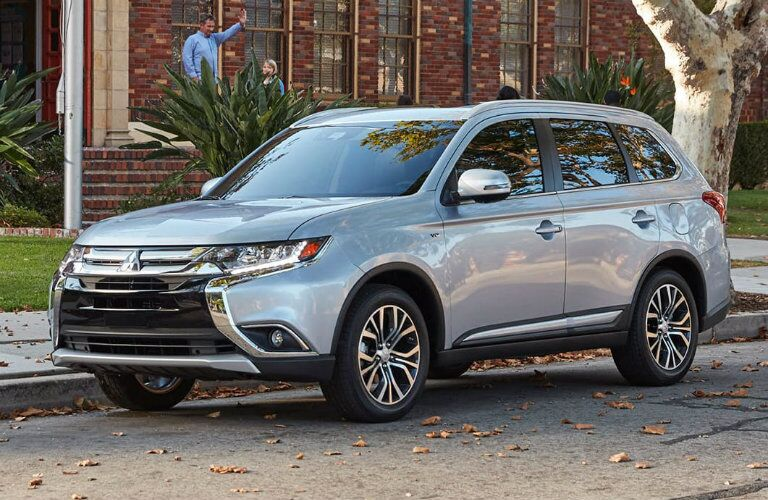 2017 Outlander safety features