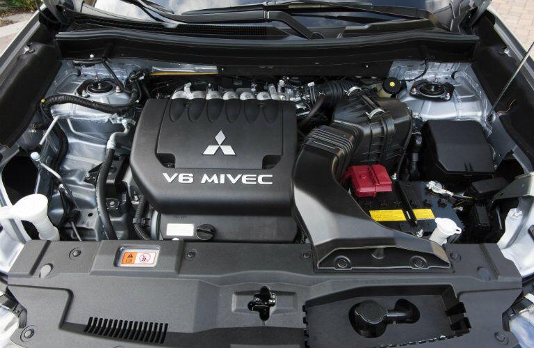 2017 Outlander MIVEC Engine